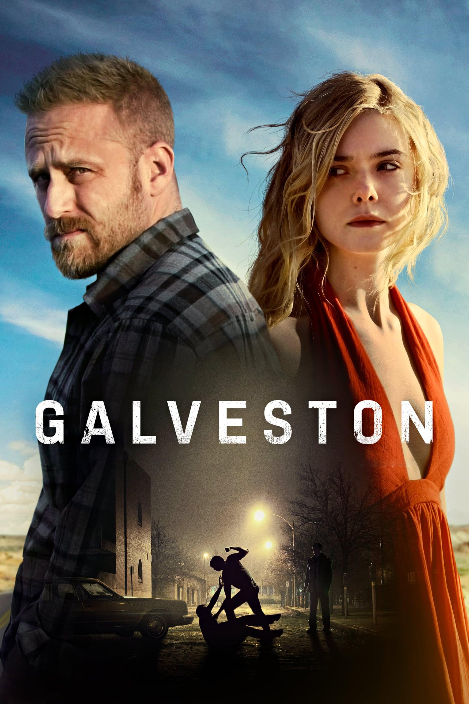 """Pósters de la película """"Galveston"""""""