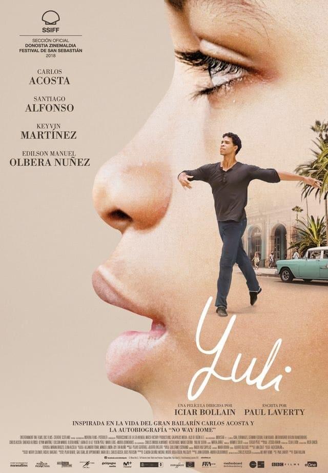 "Pósters de la película ""Yuli"""