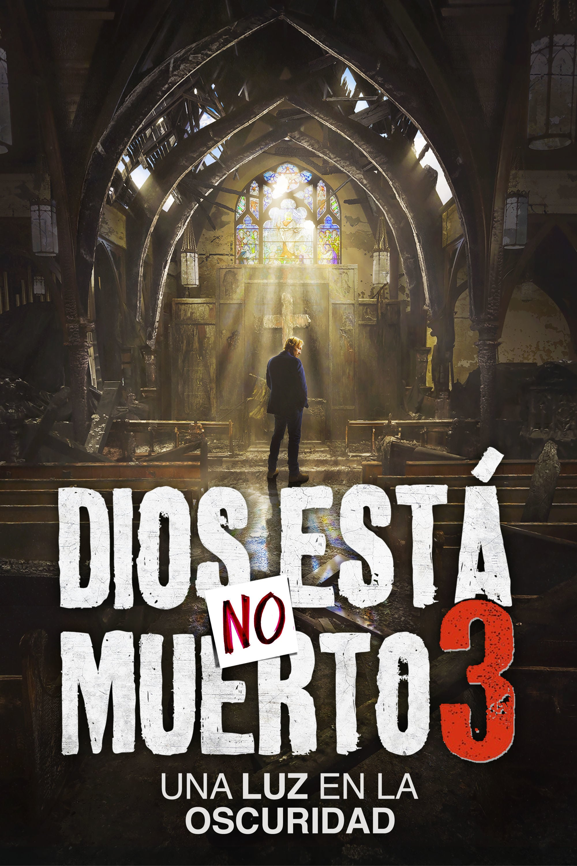"Pósters de la película ""Dios No Está Muerto 3"""