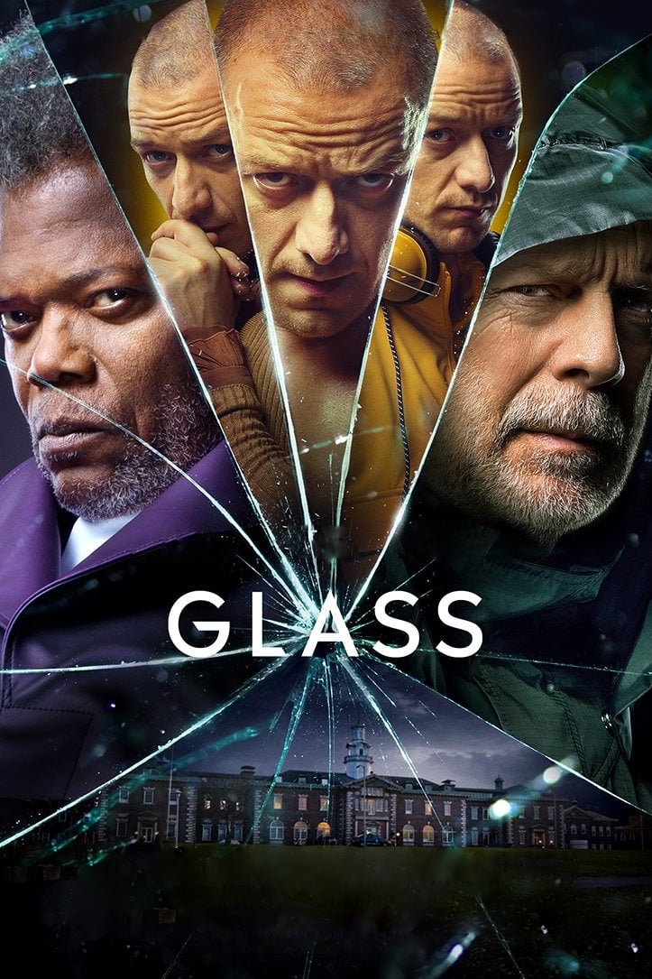 "Pósters de la película ""GLASS (CRISTAL)"""