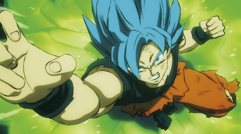 'Dragon Ball Super: Broly': Teaser del regreso de 'Dragon Ball' a los cines españoles