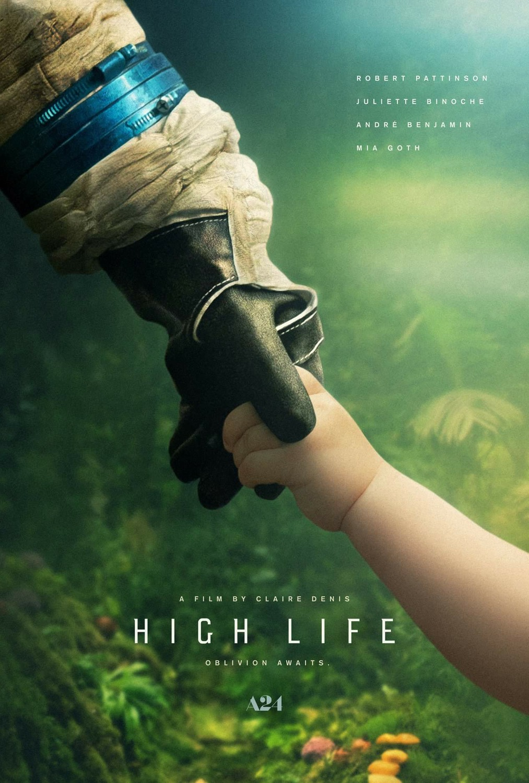 'High Life': Póster internacional de esta obra existencialista