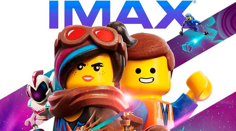 'La LEGO Película 2': La tropa al completo en el póster para salas IMAX