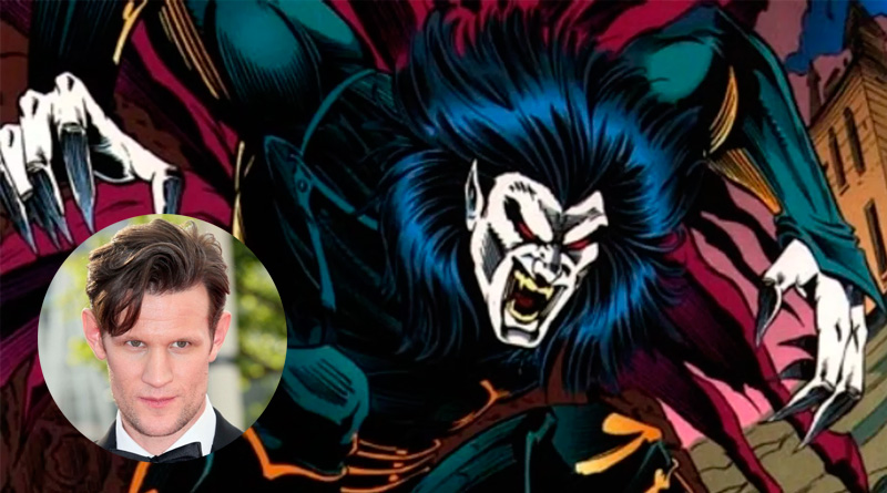'Morbius': Matt Smith se une al spin-off del universo de Spider-Man