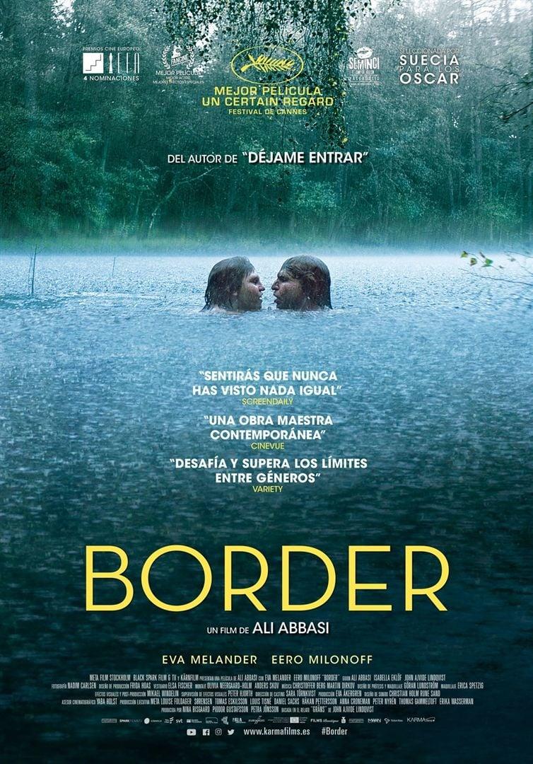"Pósters de la película ""Border"""
