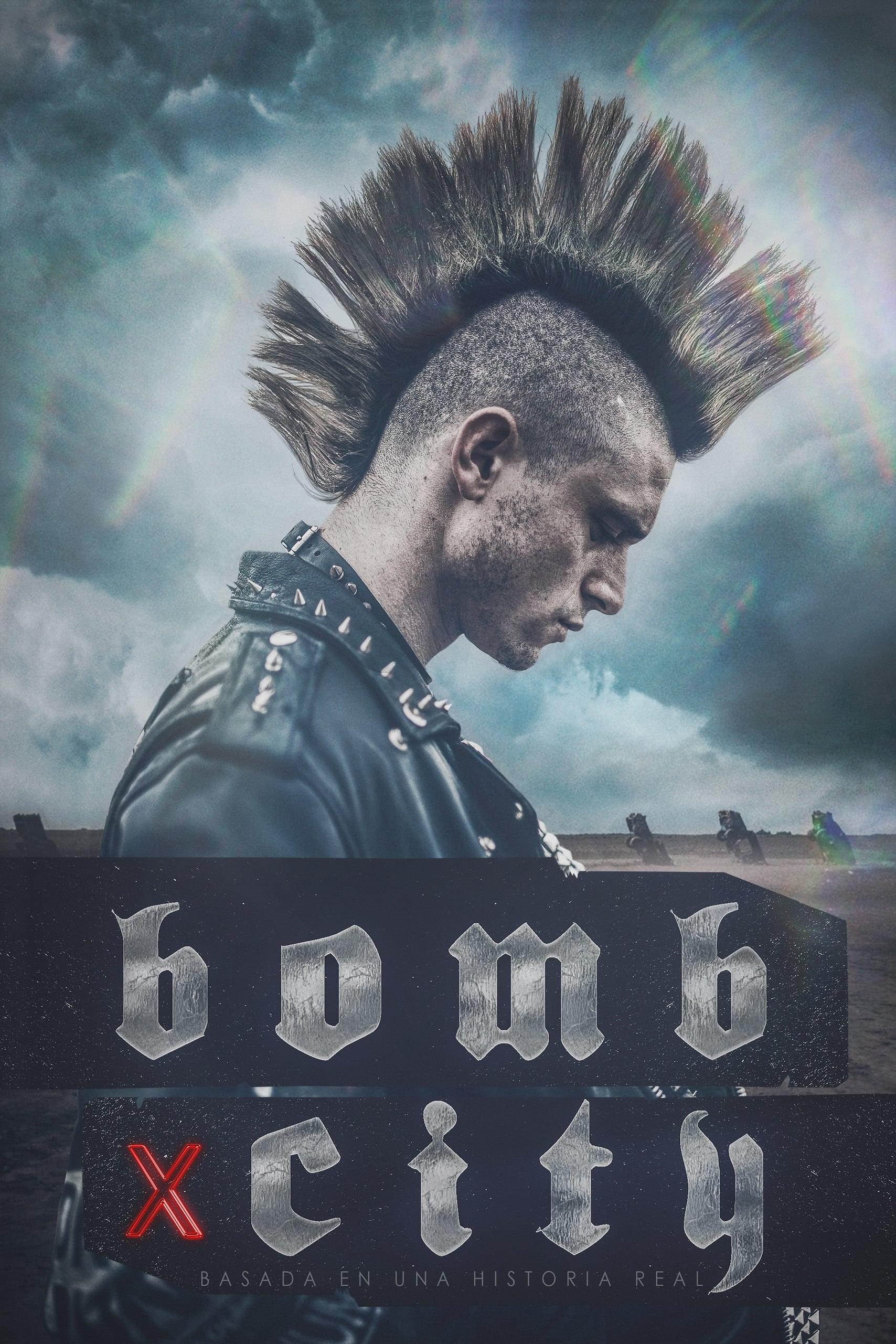 """Pósters de la película """"Bomb City"""""""
