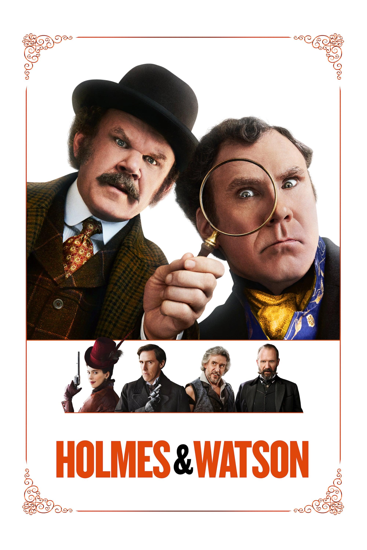 """Pósters de la película """"Holmes & Watson"""""""
