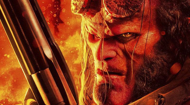 'Hellboy': Espectaculares pósters del reinicio de Neil Marshall