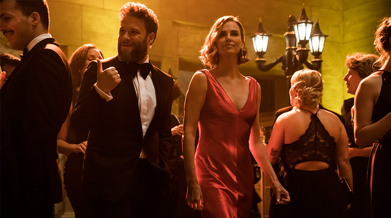 'Casi imposible': Charlize Theron y Seth Rogen protagonizan esta original e irreverente comedia