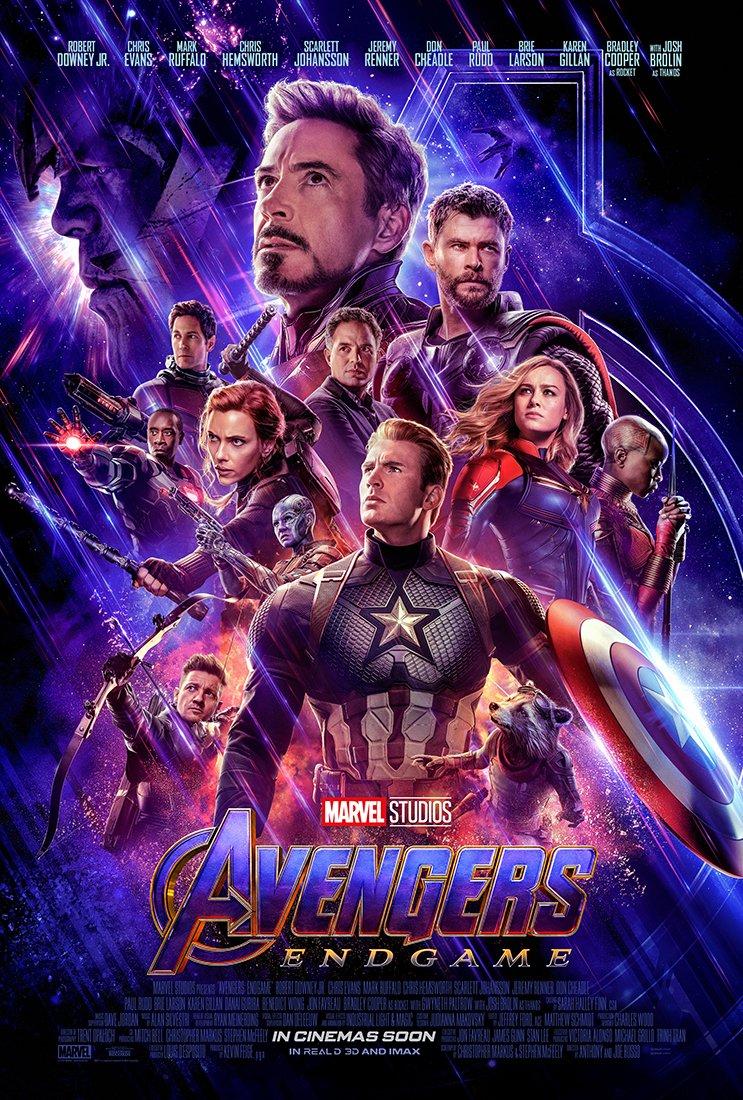 'Vengadores: Endgame': Nuevo tráiler oficial y póster en español