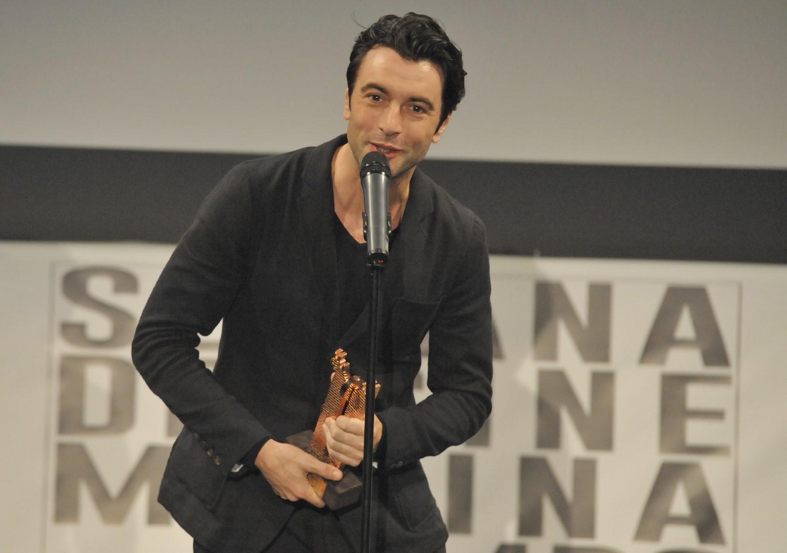 32ª Semana de Cine de Medina del Campo: Javier Rey recibe el Roel de Actor del Siglo XXI