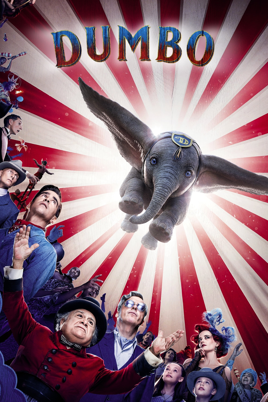 "Pósters de la película ""Dumbo"""