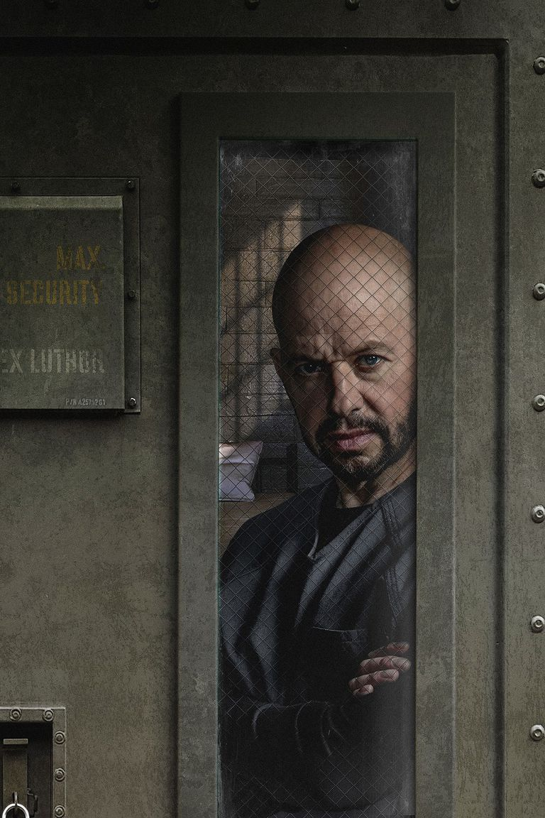 'Supergirl': Primeras imágenes de Jon Cryer como Lex Luthor