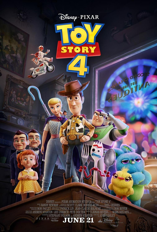 'Toy Story 4': Nuevo póster y tráiler oficial