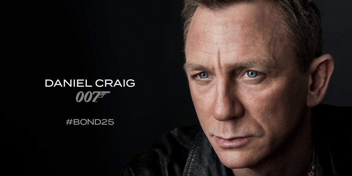 'BOND 25': Empieza el rodaje de la 25ª aventura de James Bond