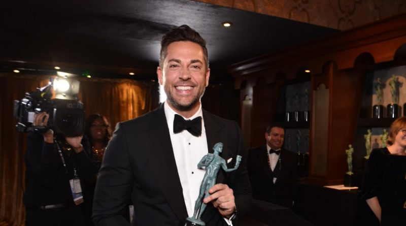 Zachary Levi presentará los MTV Movie & TV Awards 2019