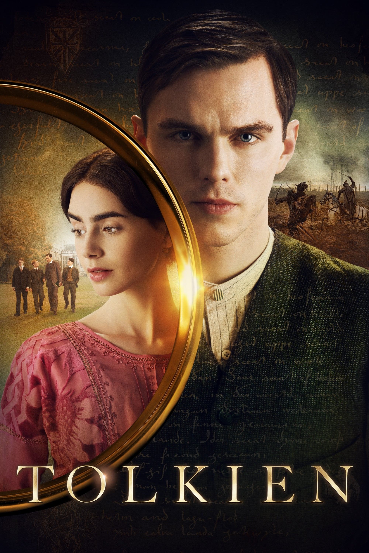 """Pósters de la película """"Tolkien"""""""
