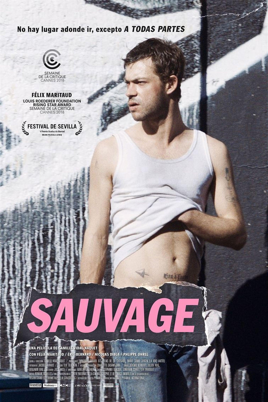 "Pósters de la película ""Sauvage"""