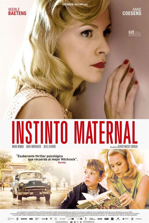 "Pósters de la película ""Instinto Maternal"""