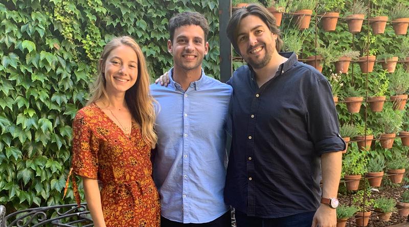 La banda: Entrevista a Roberto Bueso, Gonzalo Fernández y Charlotte Vega