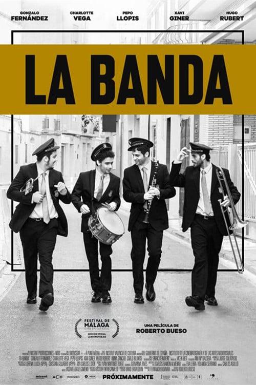 """Pósters de la película """"La Banda"""""""
