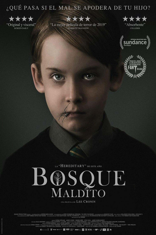"""Pósters de la película """"Bosque Maldito"""""""