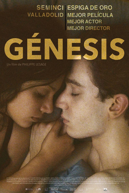 """Pósters de la película """"Génesis"""""""