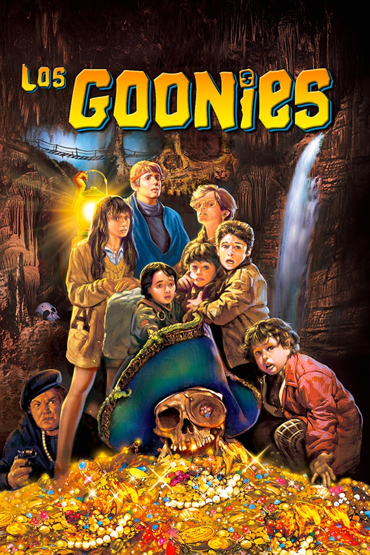 """Pósters de la película """"Los Goonies"""""""