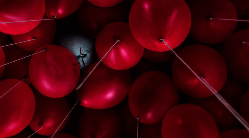 Los globos rojos acaparan el nuevo póster de 'It: Capítulo 2'