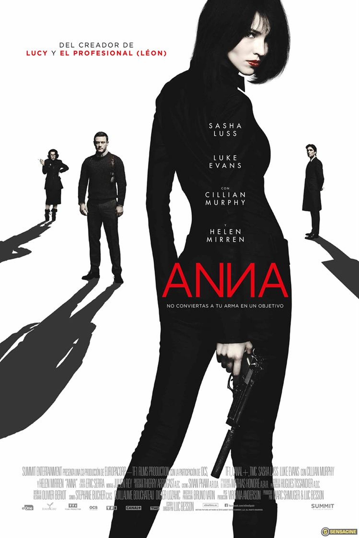 "Pósters de la película ""Anna"""