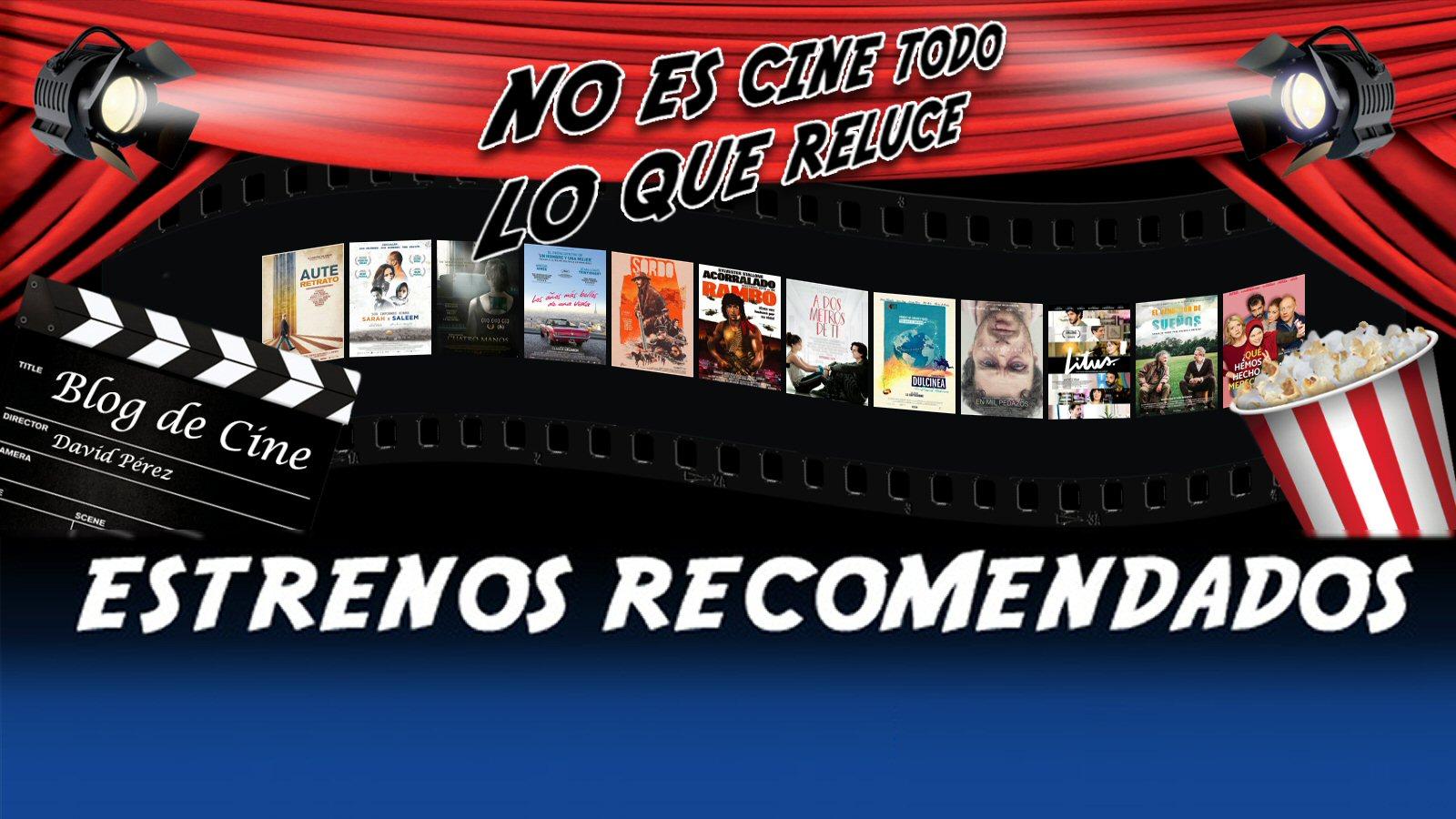 Vídeo avance y recomendación de la semana: 13 de septiembre de 2019