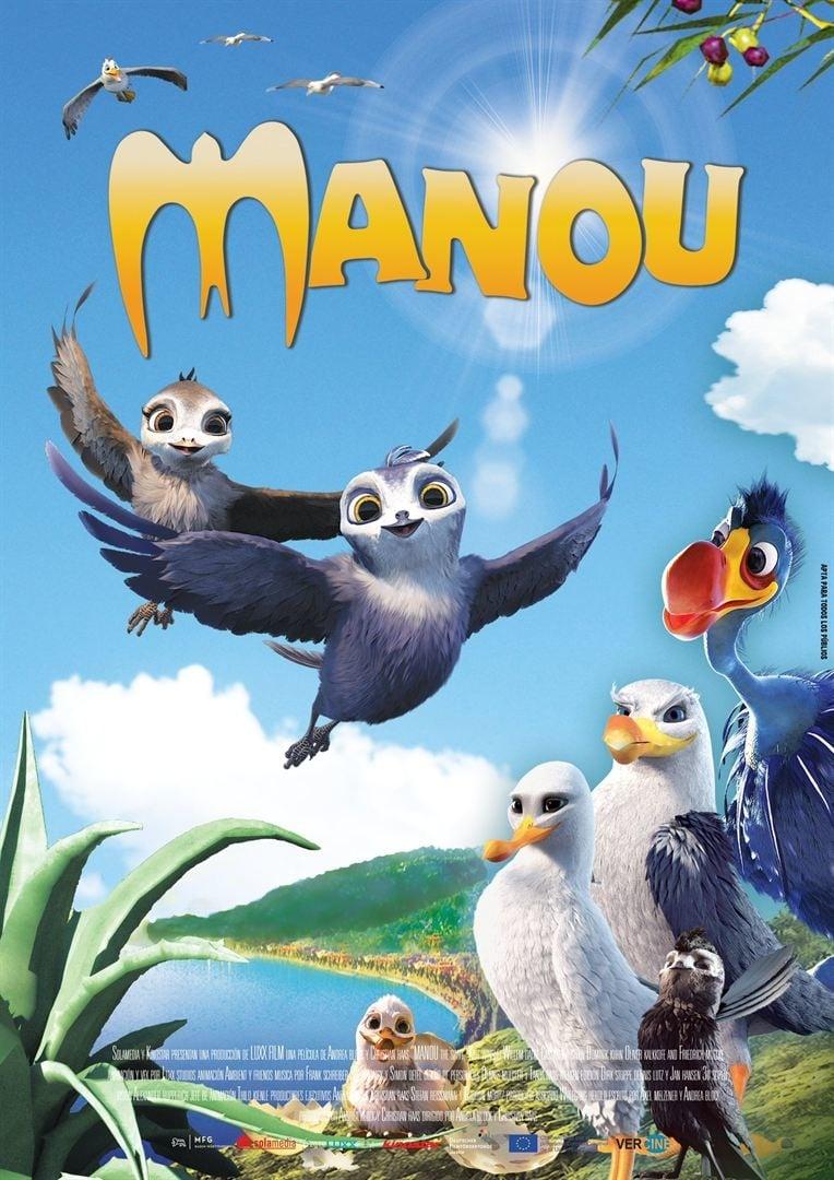 """Pósters de la película """"Pajaritos a volar"""""""