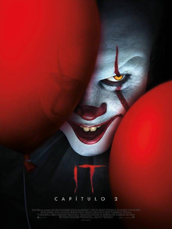 """Pósters de la película """"It: Capítulo 2"""""""