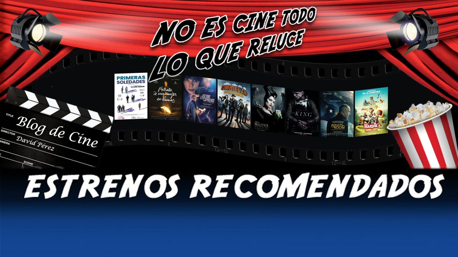 Vídeo avance y recomendación de la semana: 18 de octubre de 2019