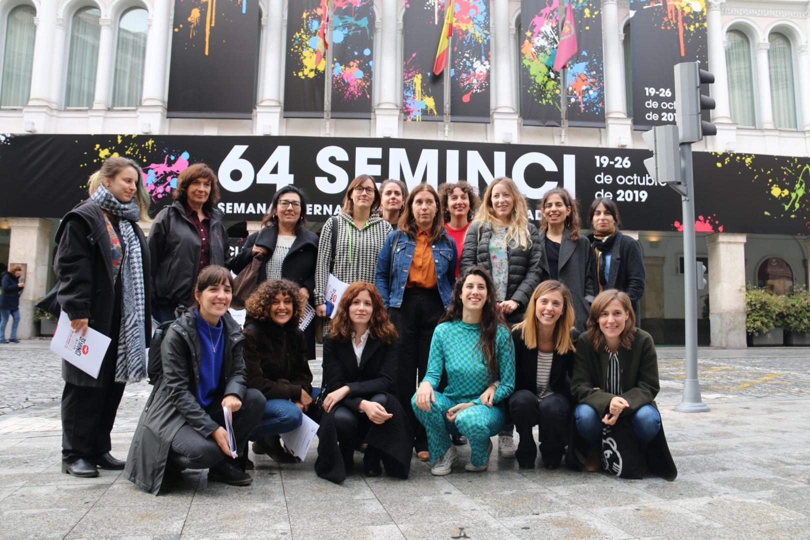 64 SEMINCI. III Encuentro de Mujeres Cineastas