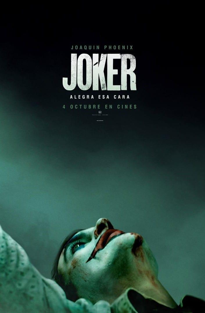 "Pósters de la película ""Joker"""