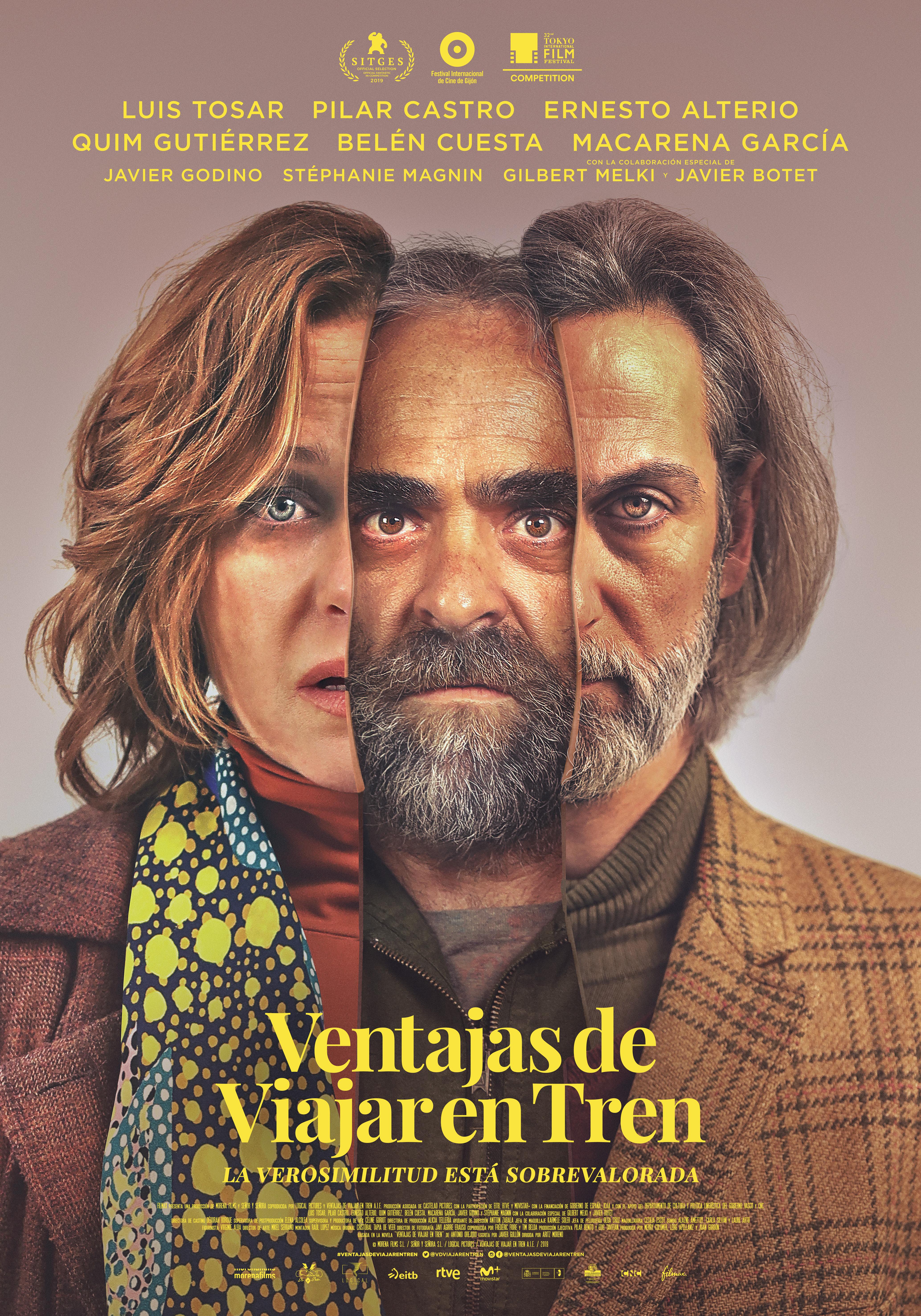 cine español, Festival de Sitges, Filmax, Proximamente, Sitges 2019, trailer, Ventajas de viajar en tren