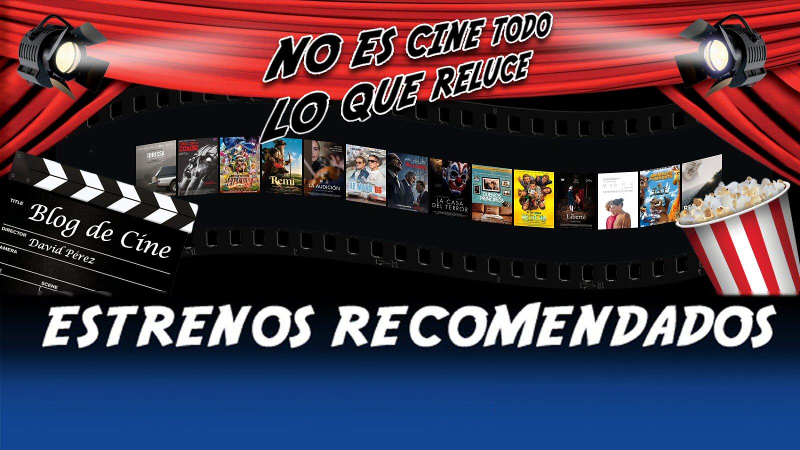 Vídeo avance y recomendación de la semana: 15 de noviembre de 2019