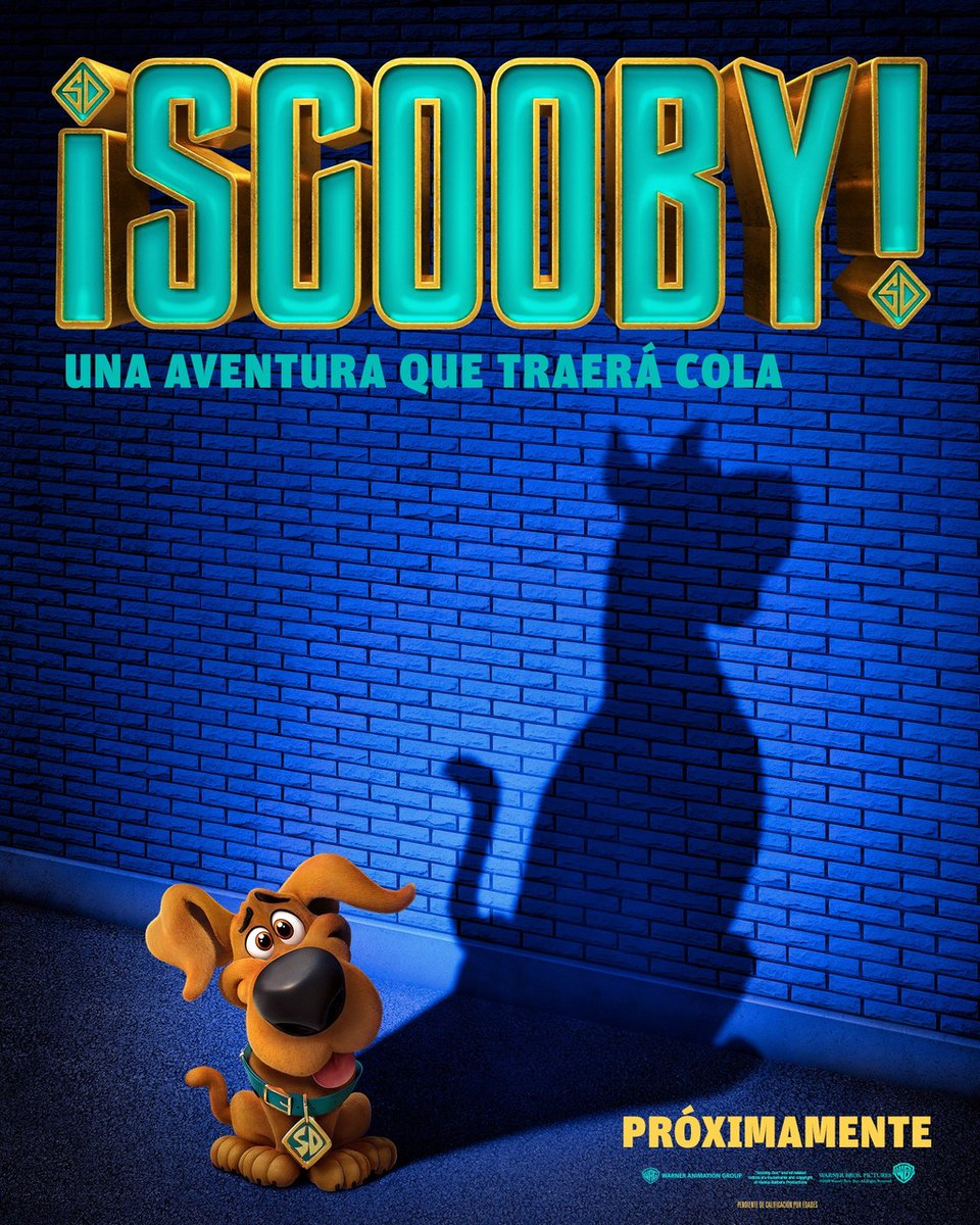¡Scooby!