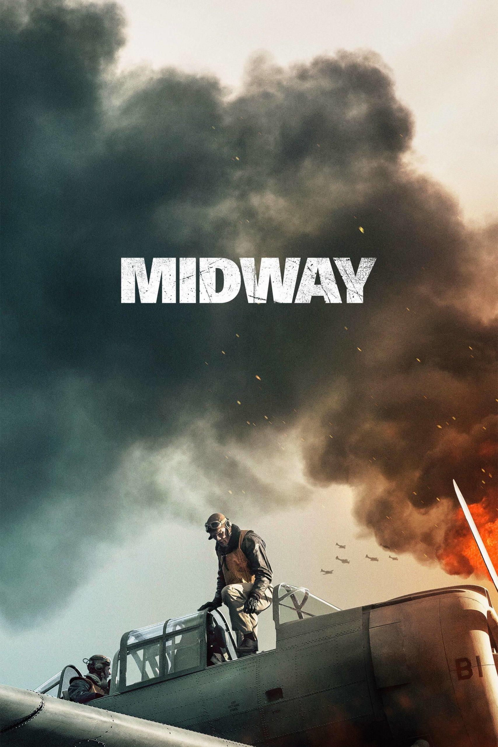 """Pósters de la película """"Midway"""""""