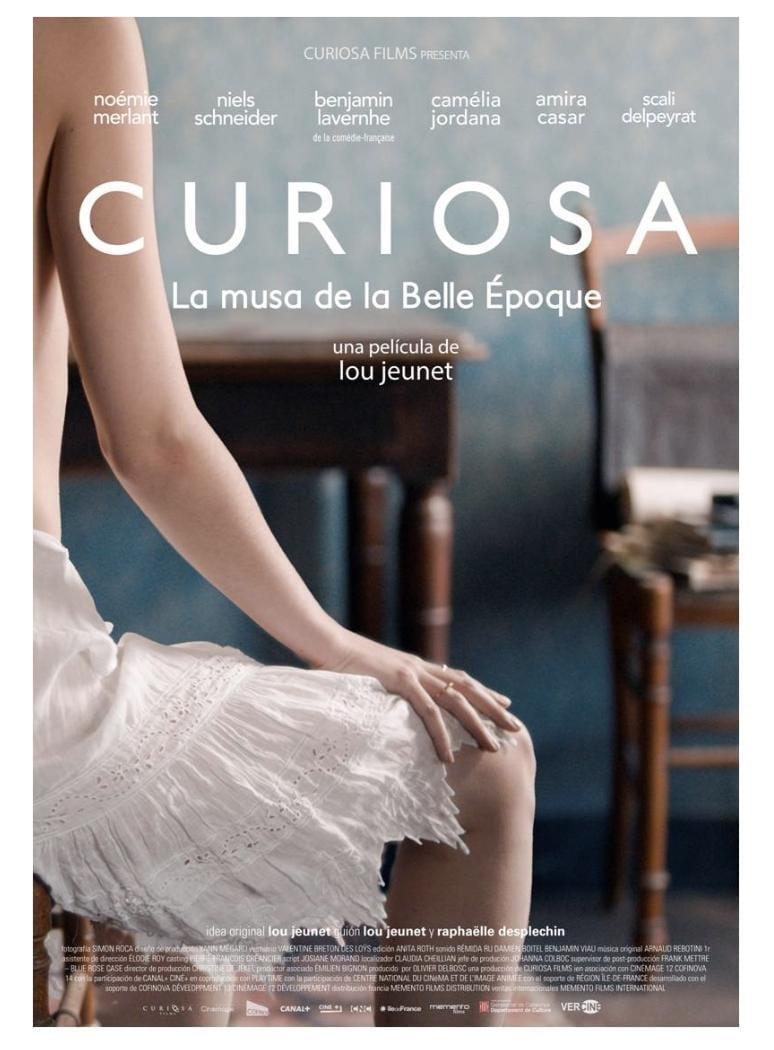 "Pósters de la película ""Curiosa"""