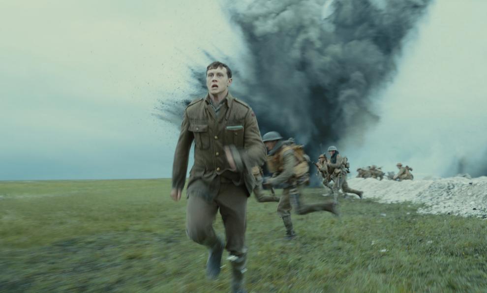Crítica de '1917': Sam Mendes consigue hacer poesía en medio de la guerra