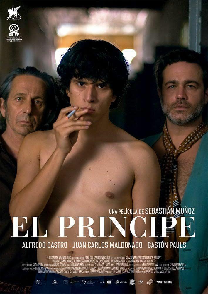 """Pósters de la película """"El Príncipe"""""""