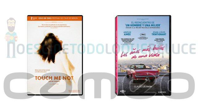 Lanzamientos de enero en DVD de Cameo